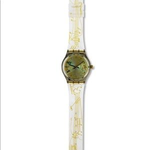 1993 Spartito MusiCall Swatch watch